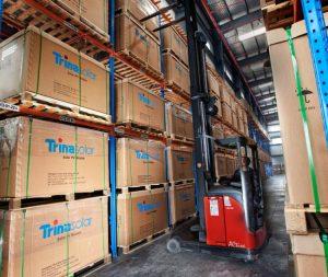 TrinaSolar - in stock