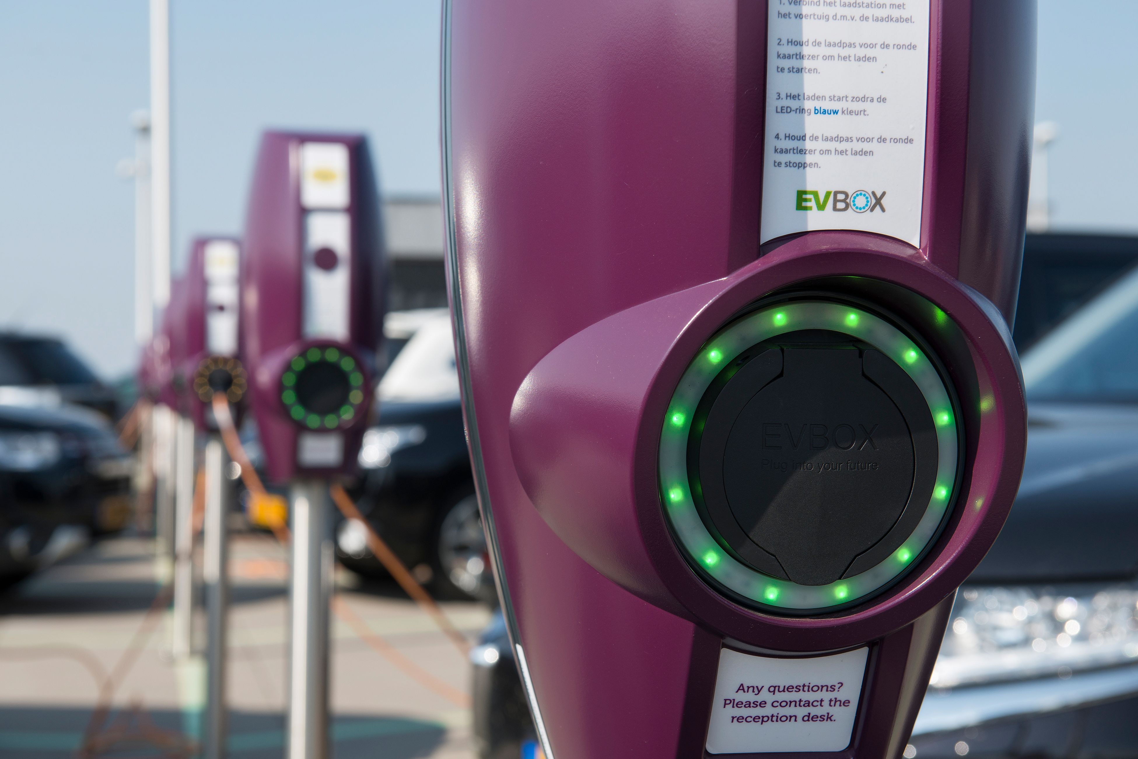 Up to €600 grant for an Electric Vehicle charger