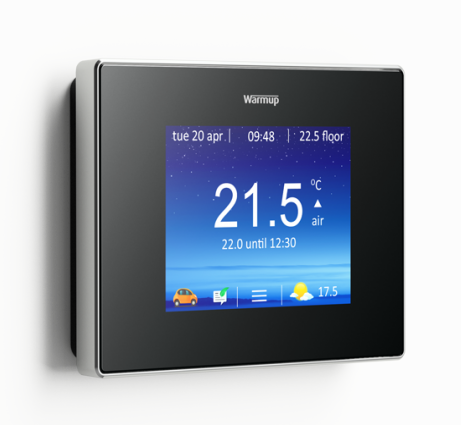 Save money with the WarmUp 4iE Thermostat