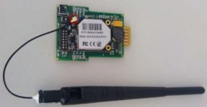 Trannergy WiFi module - trannector card Image
