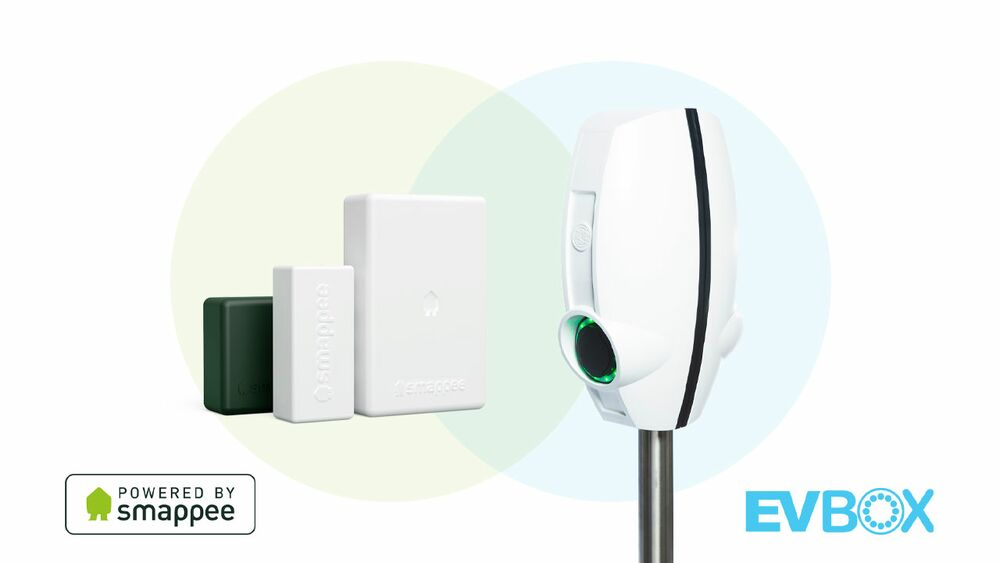 EVBox and Smappee – taking electric vehicle charging to the next level