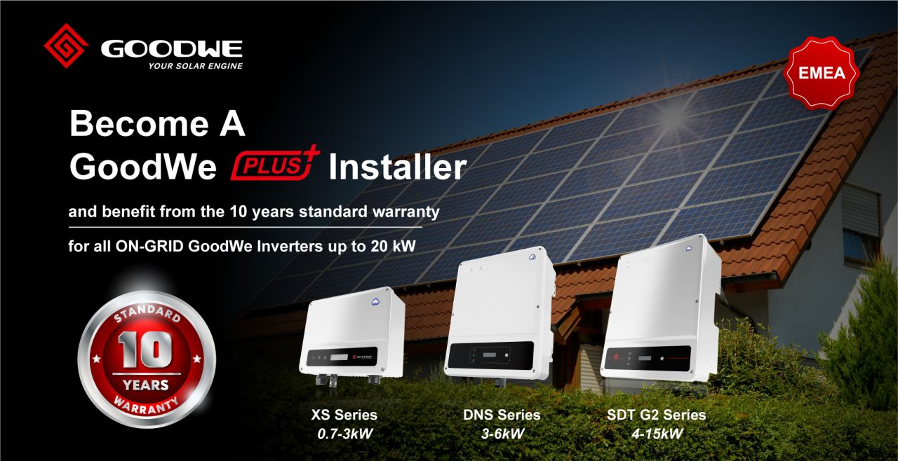 GoodWe Solar PV Installer Program